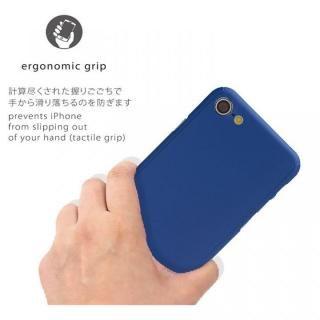 【iPhone7ケース】NanoSkin ナノスキン フルカバーケース ブルー iPhone 7_5