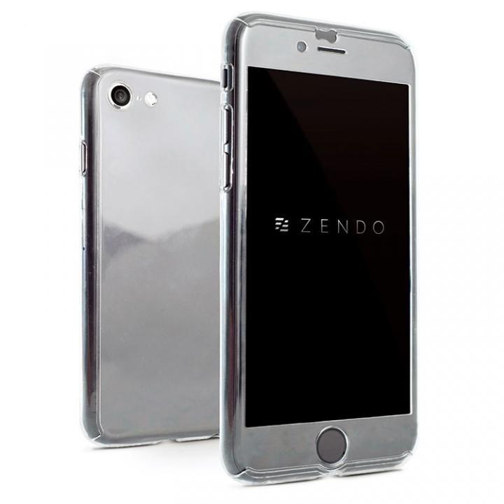 iPhone7 ケース NanoSkin ナノスキン フルカバーケース クリア iPhone 7_0