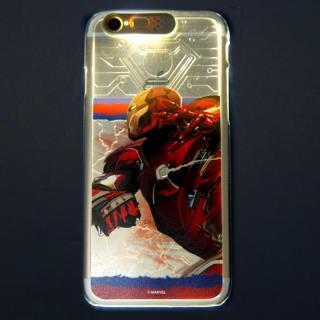 CIVIL WAR 光るハードケース IRONMAN iPhone 6s/6