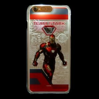 CIVIL WAR 光るハードケース TEAM STARK iPhone 6s Plus/6 Plus