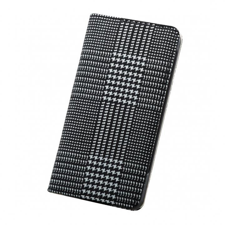 iPhone6s/6 ケース ガレス ケース グレンチェックレザー特殊加工_0