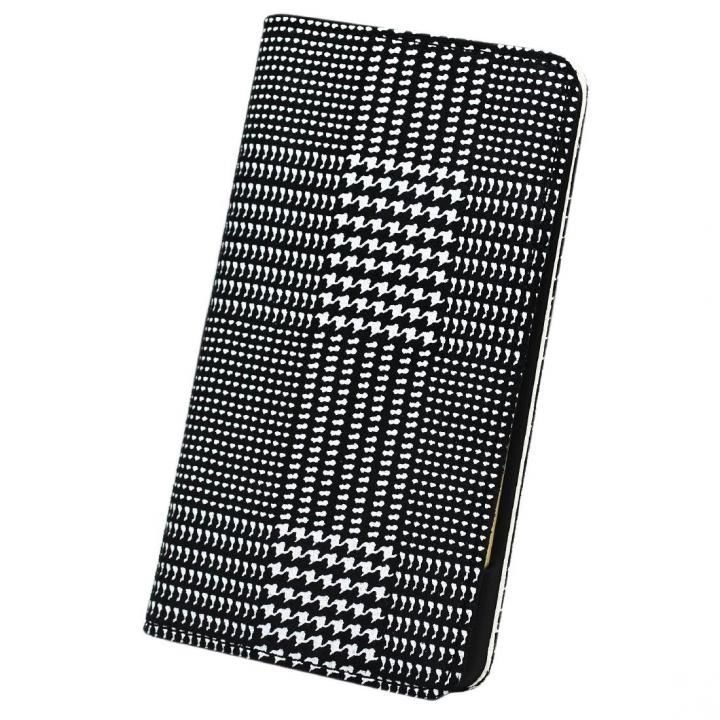 【iPhone6s Plus/6 Plusケース】ガレス ノーマル(グレンチェックレザー特殊加工)_0