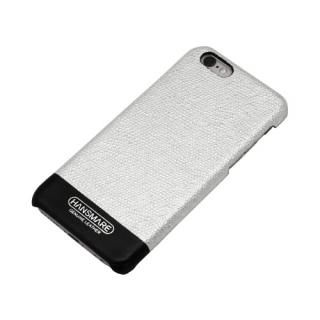 【iPhone6s/6ケース】iPhone 6s/6 LEATHER SKIN CASE Ⅱ シルバー_1