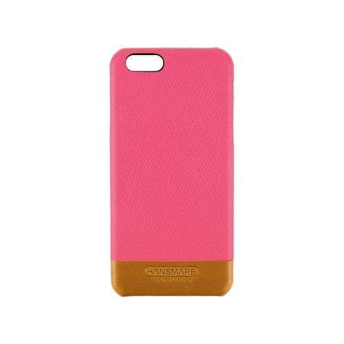 [新iPhone記念特価]iPhone 6s/6 LEATHER SKIN CASE Ⅱ ピンク