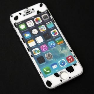 東京ガールズコラボ カラーカスタム 液晶保護強化ガラス  iPhone SE/5s/5c/5