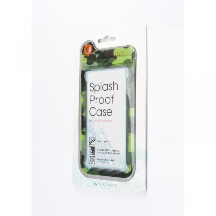 iPhone SE/5s/5 ケース PRECISION Splash Proof Case Camo iPhone SE/5s/5c/5_0