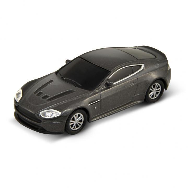Aston Marten V12 Vantage USBメモリー シルバー_0