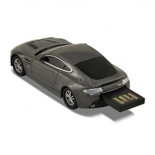 Aston Marten V12 Vantage USBメモリー シルバー_1