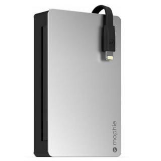 [7000mAh]ケーブル内蔵モバイルバッテリー mophie powerstation plus 4X ブラック_1