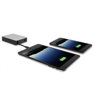 [7000mAh]ケーブル内蔵モバイルバッテリー mophie powerstation plus 4X ブラック_7