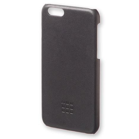 iPhone6s/6 ケース モレスキン クラシックハードケース ブラック iPhone 6s/6_0