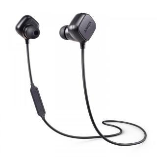 [5月特価]Anker SoundBuds Sport IE20 イヤホン ブラック