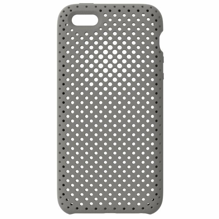 iPhone SE/5s/5 ケース AndMesh メッシュケース グレイ iPhone SE_0