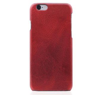 レザーケース Badalassi Wax Bar case レッド iPhone 6s/6
