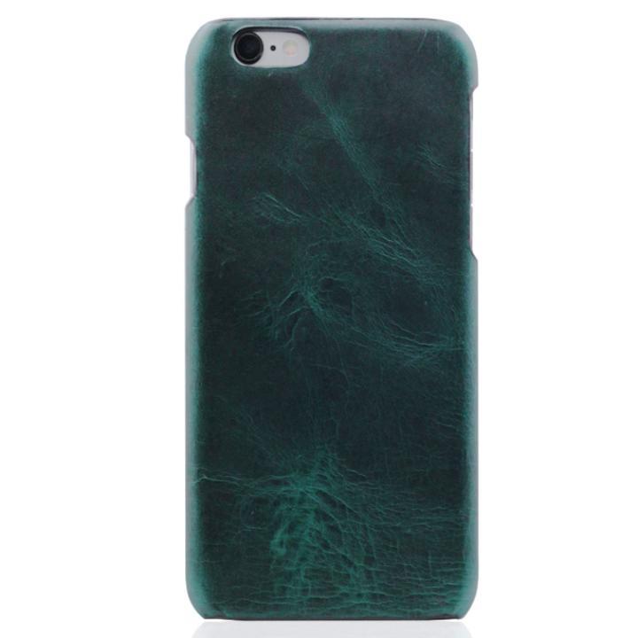 レザーケース Badalassi Wax Bar case グリーン iPhone 6s/6