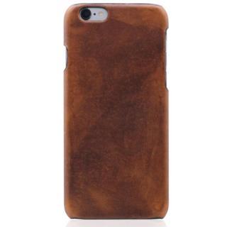 レザーケース Badalassi Wax Bar case ブラウン iPhone 6s/6