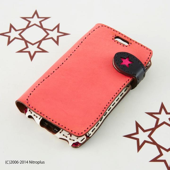 【iPhone6 Plusケース】すーぱーそに子 iPhoneケース ピンク/ブラック iPhone 6 Plus_0