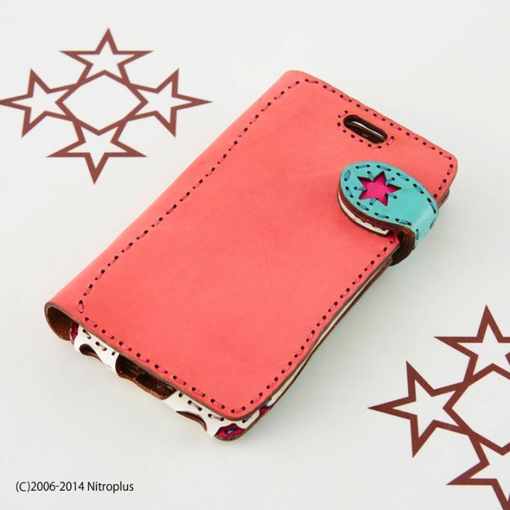すーぱーそに子 iPhoneケース ピンク/ブルー iPhone 6