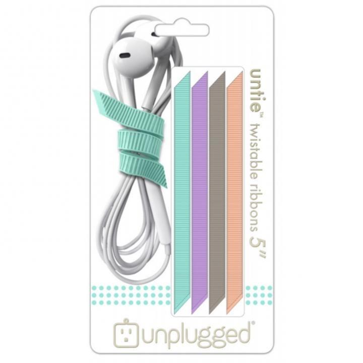 unplugged ケーブルオーガナイザー UNITIE5 flowerchild_0