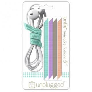 unplugged ケーブルオーガナイザー UNITIE5 flowerchild