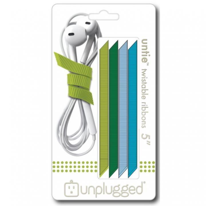 unplugged ケーブルオーガナイザー UNITIE5 fresh