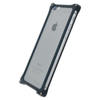 【iPhone6s/6ケース】[AppBank Store オリジナル]ソリッドバンパー マットブラック iPhone 6s/6