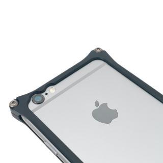 【iPhone6s/6ケース】[AppBank Store オリジナル]ソリッドバンパー マットブラック iPhone 6s/6_3
