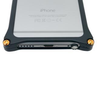 【iPhone6s/6ケース】[AppBank Store オリジナル]ソリッドバンパー マットブラック iPhone 6s/6_5