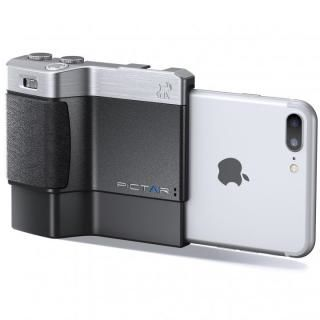 iPhone用カメラグリップ Pictar One Plus iPhone X/8 Plus/7 Plus/ 6s Plus/6 Plus