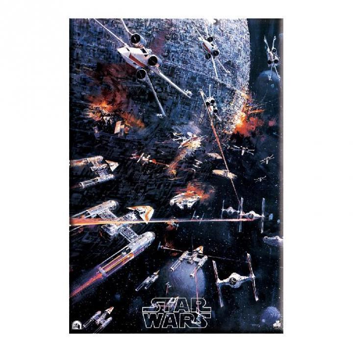 STAR WARS ポスターマグネット No.9_0
