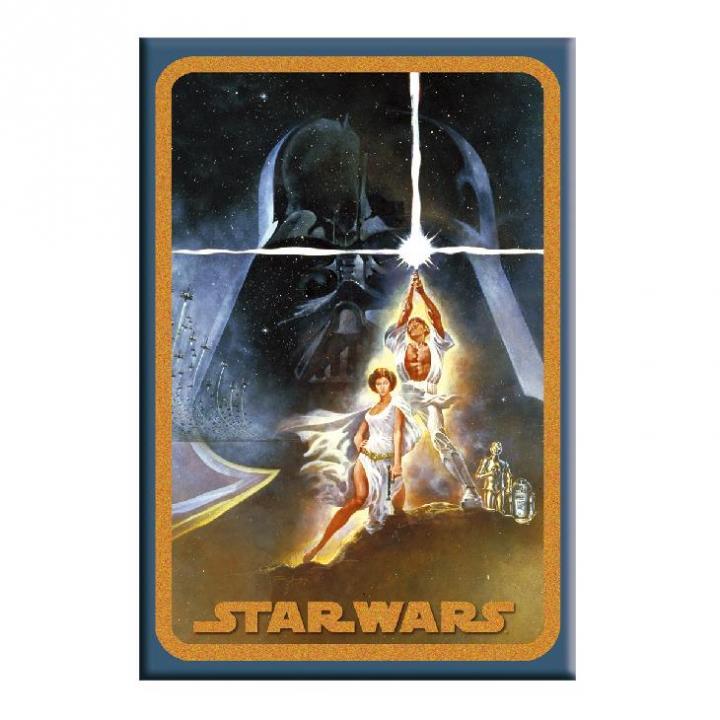 STAR WARS ポスターマグネット No.7_0