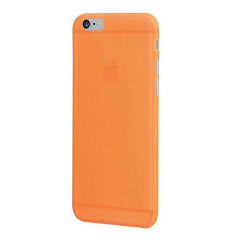 【iPhone6s/6ケース】SwitchEasy 0.35 ウルトラスリムケース ネオン ピーチ iPhone 6s/6_0