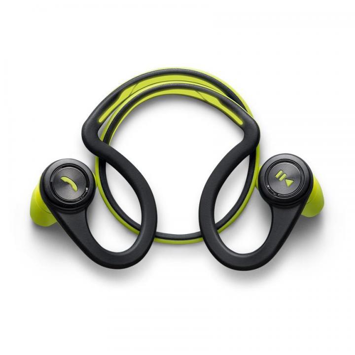 ワイヤレスでスポーツに最適 BackBeat Fit グリーン Bluetooth対応_0