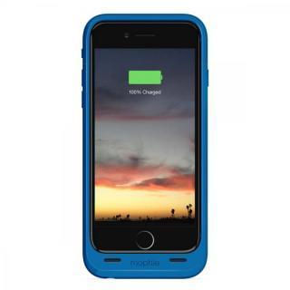 【iPhone6ケース】[2750mAh]バッテリー内蔵ケース mophie juice pack air ブルー iPhone 6_2
