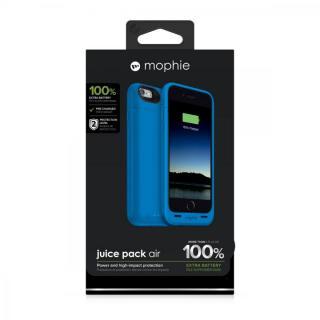 【iPhone6ケース】[2750mAh]バッテリー内蔵ケース mophie juice pack air ブルー iPhone 6_5