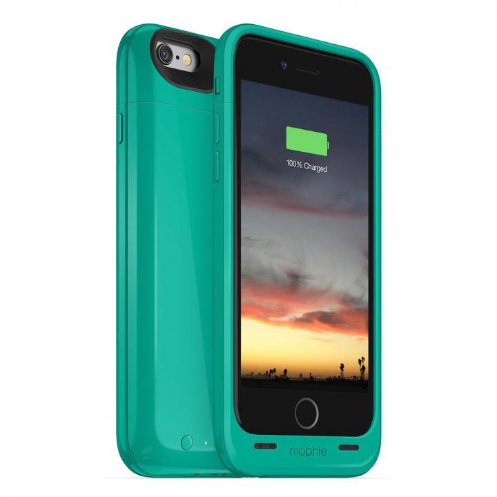 【iPhone6ケース】[2750mAh]バッテリー内蔵ケース mophie juice pack air グリーン iPhone 6_0