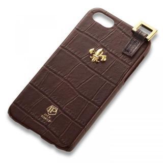 iPhone SE/5s/5 ケース JACK PIERCE レザーケース リリー iPhone SE/5s/5