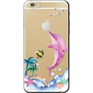 【iPhone6s/6ケース】クリアハードケース APPLE MAGIC JUMP! iPhone 6s/6