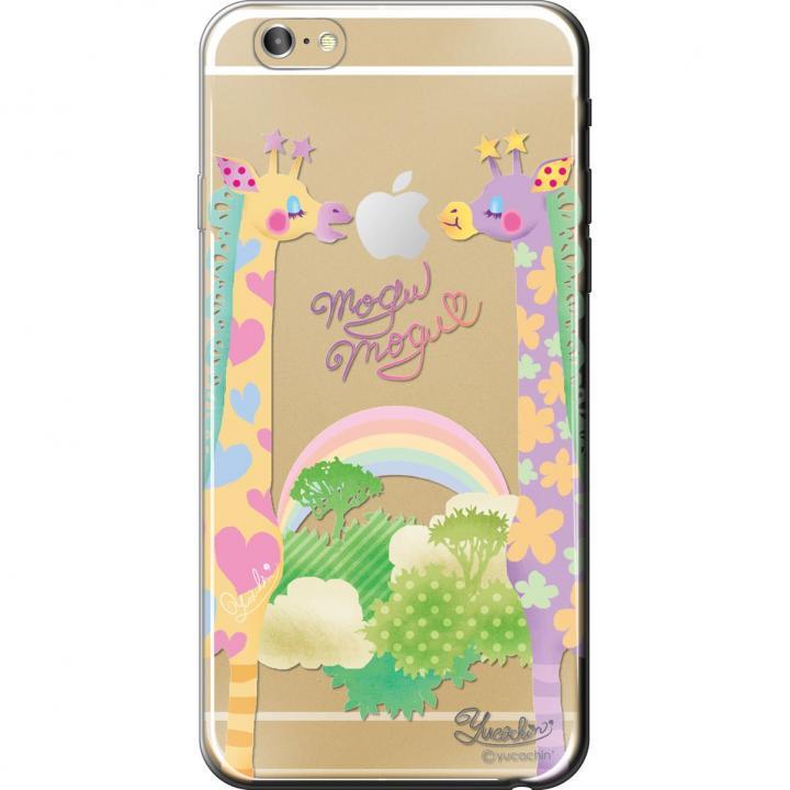 クリアハードケース APPLE MAGIC MOGU MOGU apple iPhone 6