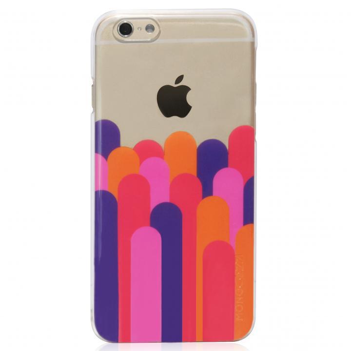 iPhone6 ケース MONOCOZZI IMDパターンケース ルクシリアントレトロ iPhone 6_0