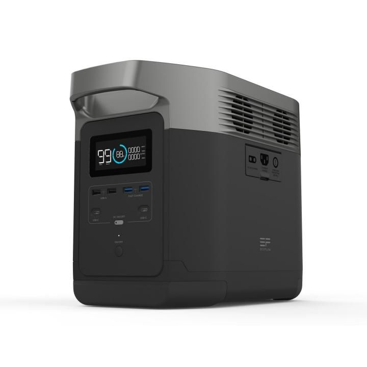 ポータブル電源 1600W 1260Wh EcoFlow EFDELTA1300-JP_0