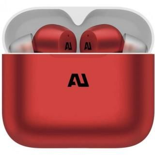 Ausounds AU-Stream 完全ワイヤレスイヤホン レッド