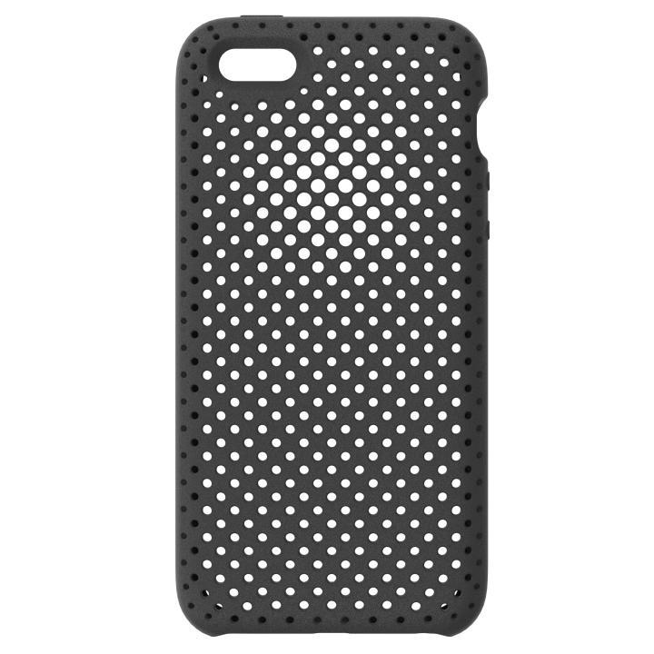 iPhone SE/5s/5 ケース AndMesh メッシュケース ブラック iPhone SE_0