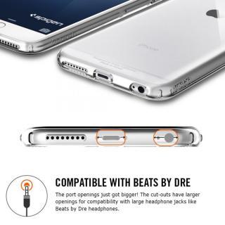 【iPhone6 Plusケース】Spigen カプセル TPUケース クリスタルクリア iPhone 6 Plus_4
