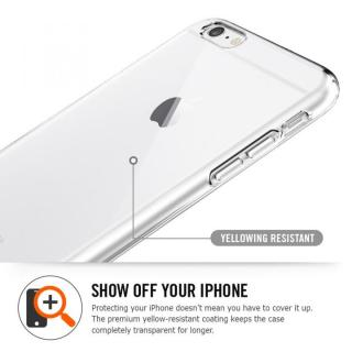 【iPhone6 Plusケース】Spigen カプセル TPUケース クリスタルクリア iPhone 6 Plus_6