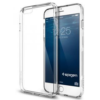【iPhone6 Plusケース】Spigen ウルトラ・ハイブリッドケース クリスタルクリア iPhone 6 Plus_1