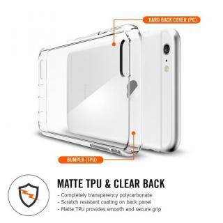 【iPhone6 Plusケース】Spigen ウルトラ・ハイブリッドケース クリスタルクリア iPhone 6 Plus_6