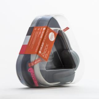 COLOUD KNOCK Blocks Grey/Red