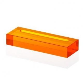 ID002-OR アクリルMスタンドスクエア(ATAG) オレンジ