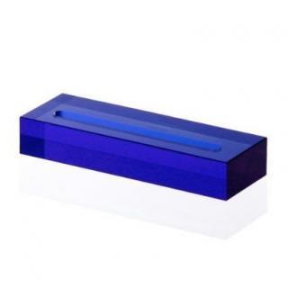 ID002-BL アクリルMスタンドスクエア(ATAG) ブルー